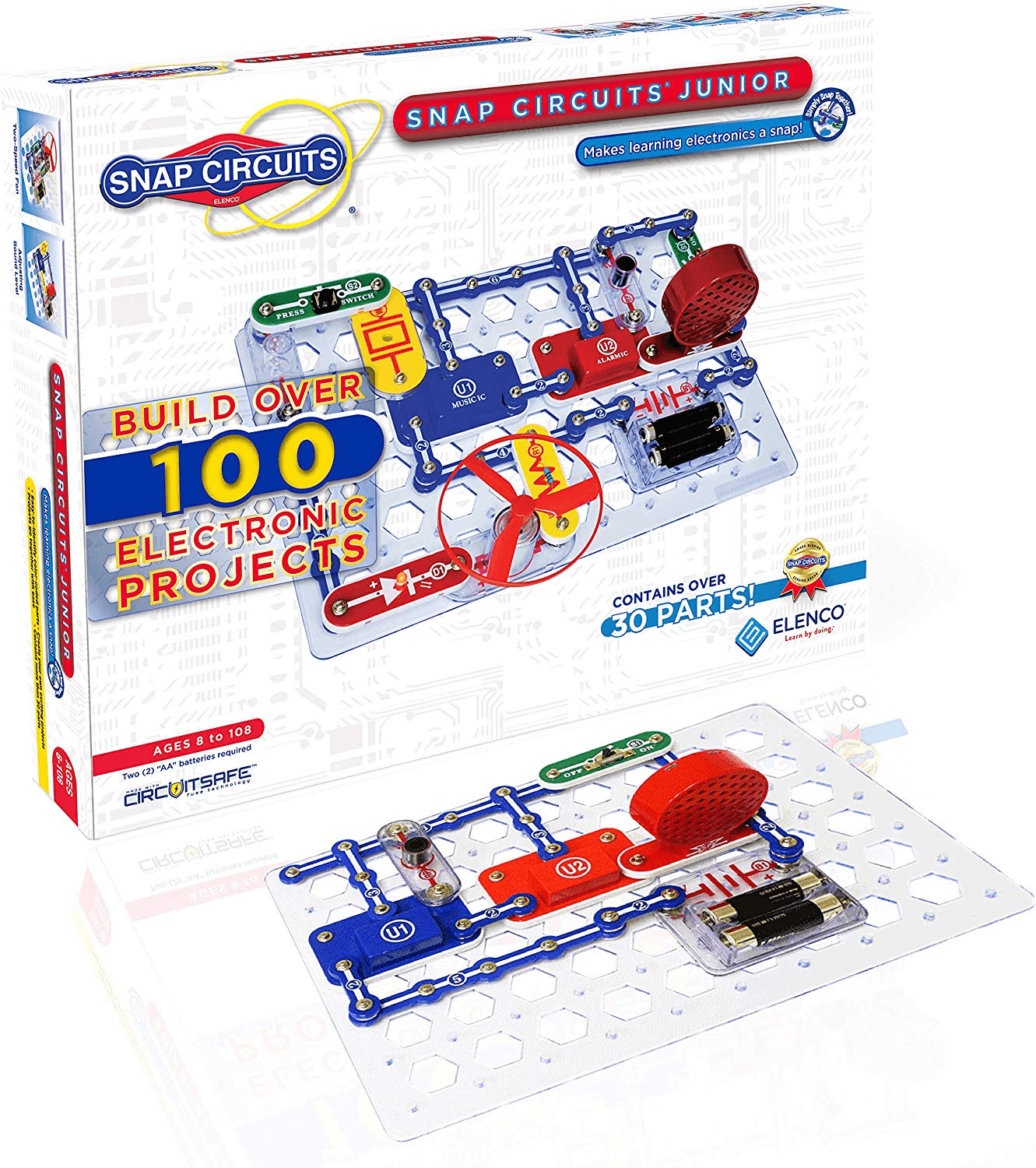 STEM gifts: Snap Circuits