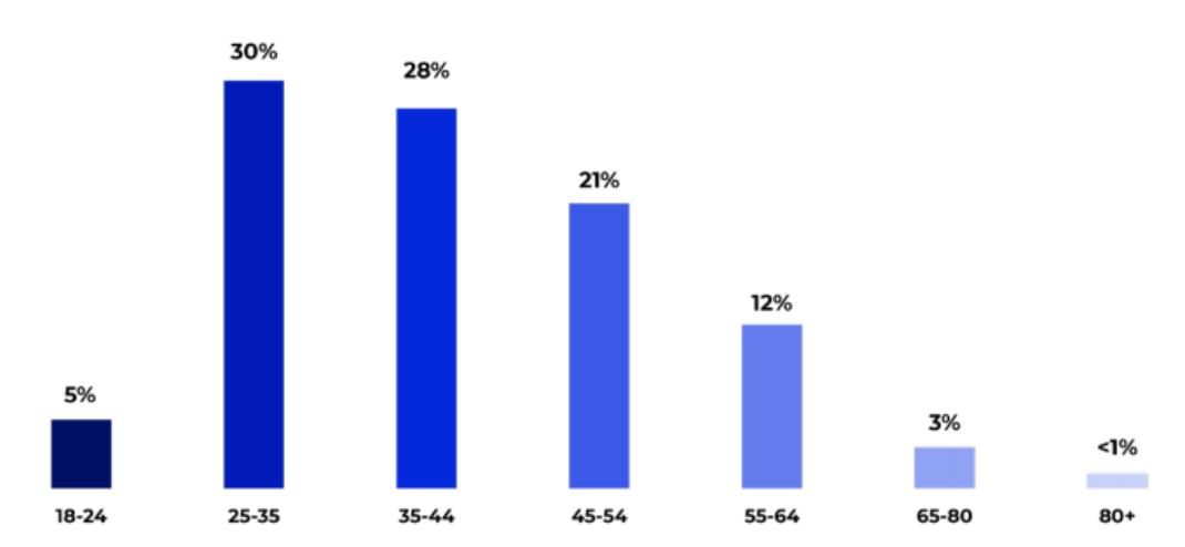 amazon seller demographics: age