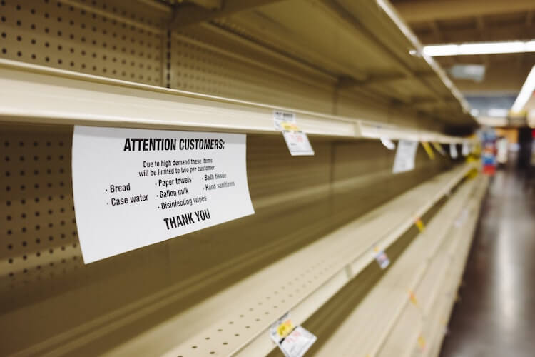 Amazon sellers and coronavirus: Photo by Wesley Tingey on Unsplash