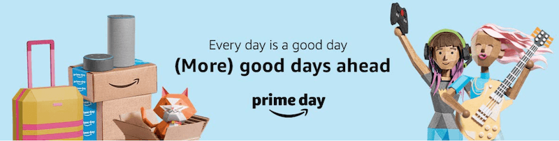 Preparing for Amazon Prime Day: banner